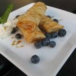 Banana Roll Pastry