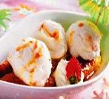 Resep Ice Cream Pisang Karamel