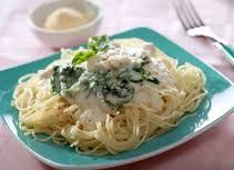 Resep Spaghetti Saus Bayam