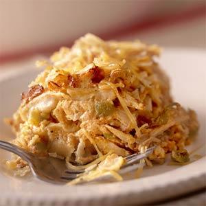 resep Mexican Chicken Casserole