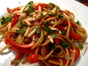 resep pasta lo mein
