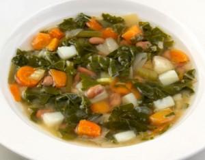 resep Vegetable Soup