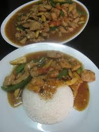 Resep Nasi Udang Lada Hitam