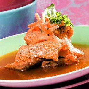 Resep Sup Ikan Kakap Pedas