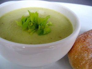 resep cream of celery soup
