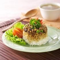 resep nasi daging cincang