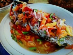 resep Ikan Panggang Dabu-dabu