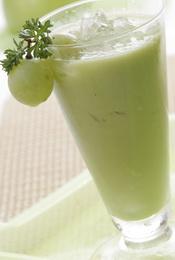 resep jus melon hijau dan susu