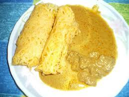 resep roti jala dengan kari ayam