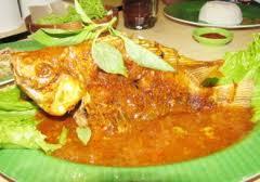 resep semur pedas ikan nila
