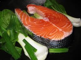 resep steak salmon