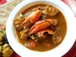 Resep Kari kepiting