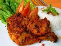 Resep Ayam Paniki Panggang