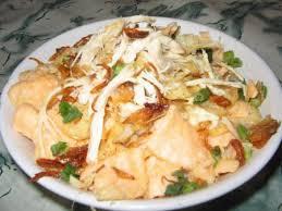 Resep Bubur Ayam Betawi