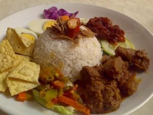 resep nasi kebuli aruk daging kambing