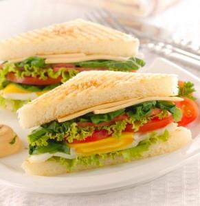 resep sandwich keju