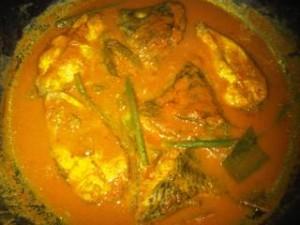 arsik ikan nila