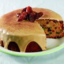 Cake Kurma Lapis Moka