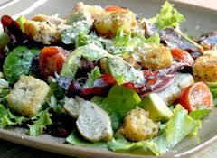 Salad Campur Saus Peanut